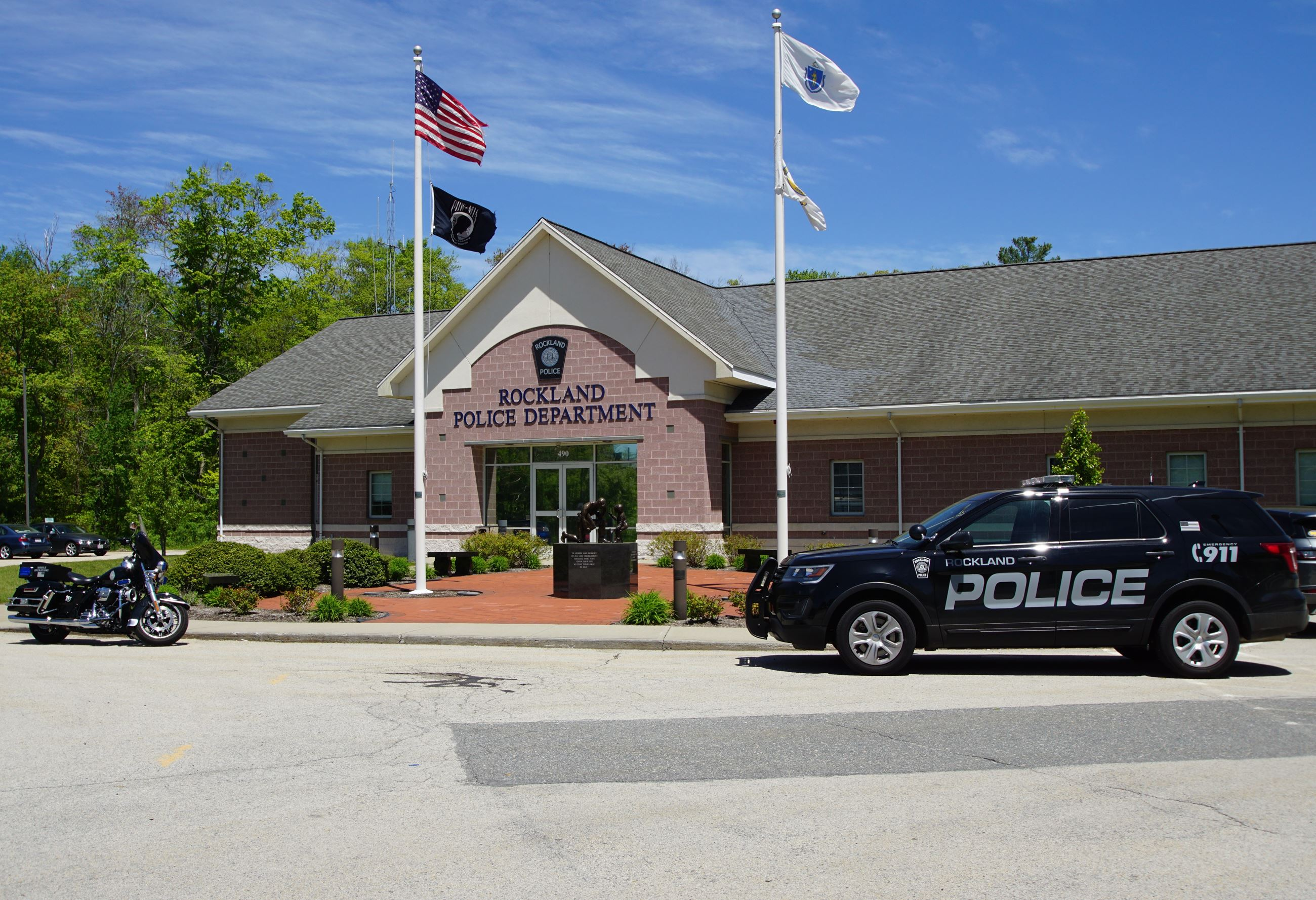 Rockland Police Department Headquarters